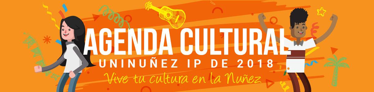 Agenda Cultural Uninuñez 2018-01