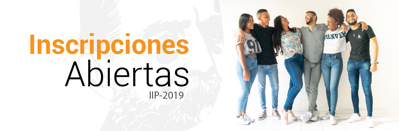 Inscripciones 2019-IIP