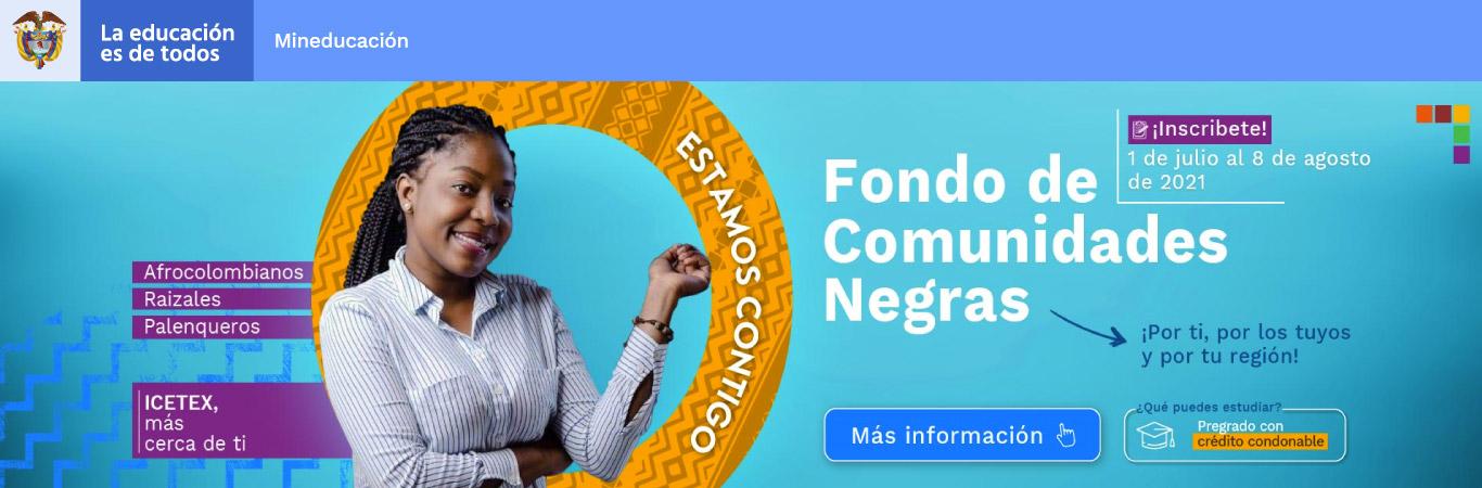 Comunidades negras