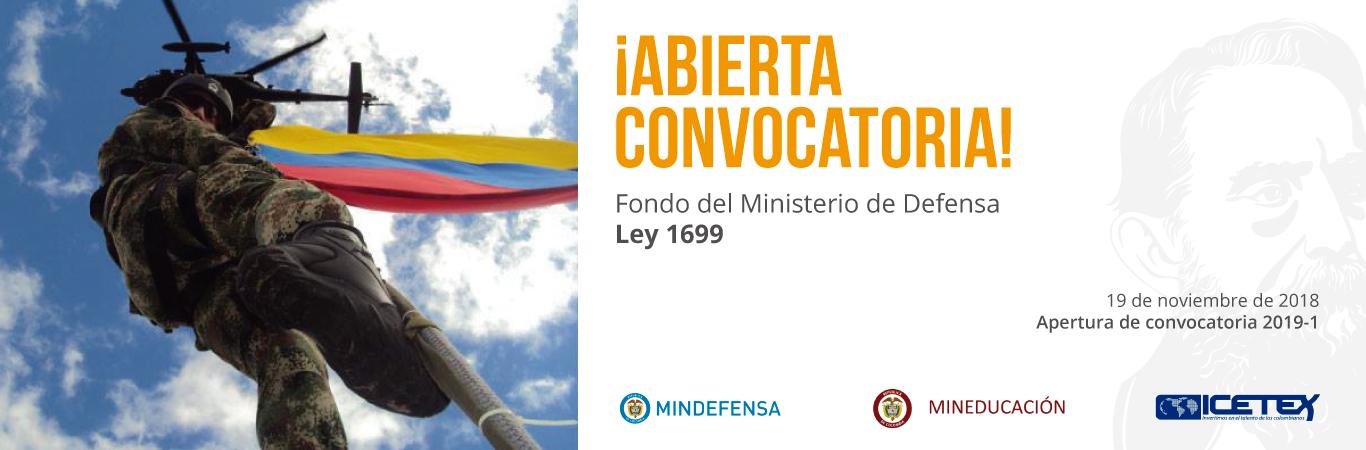 convocatoria fondo del ministerio