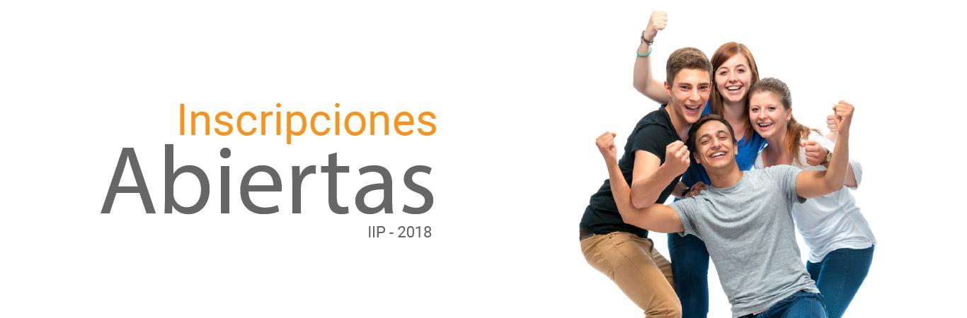 Inscripciones 2018-02