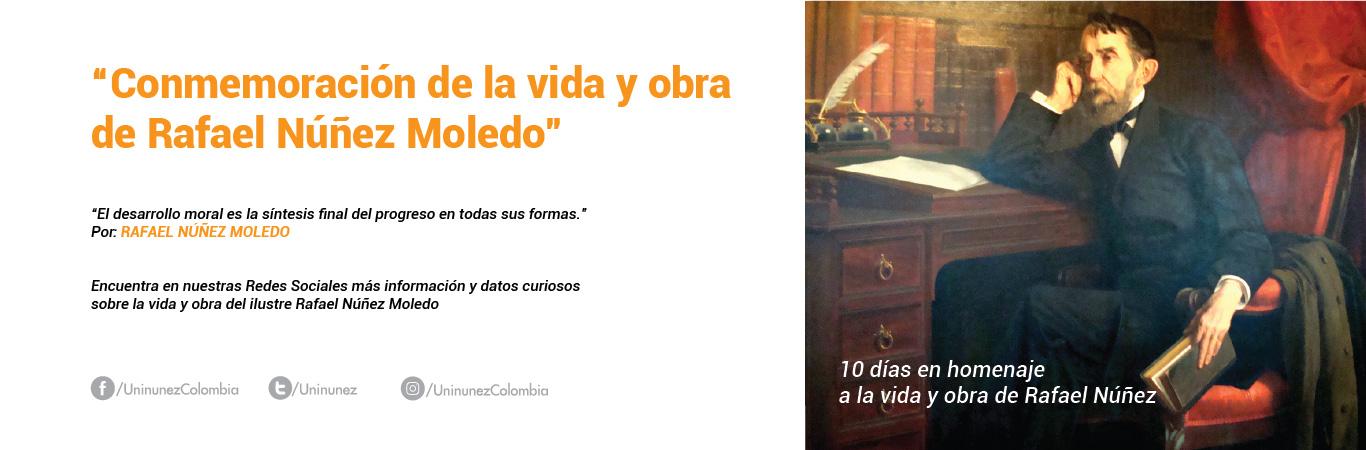 Conmemoración de la vida y obra de Rafael Núñez Moledo