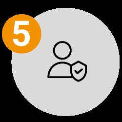 5. Crear cuenta institucional