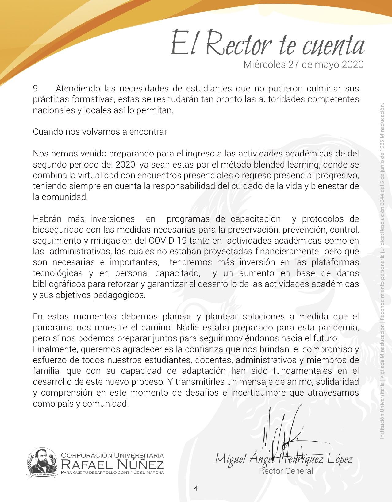 Imagen Rector Te Cuenta