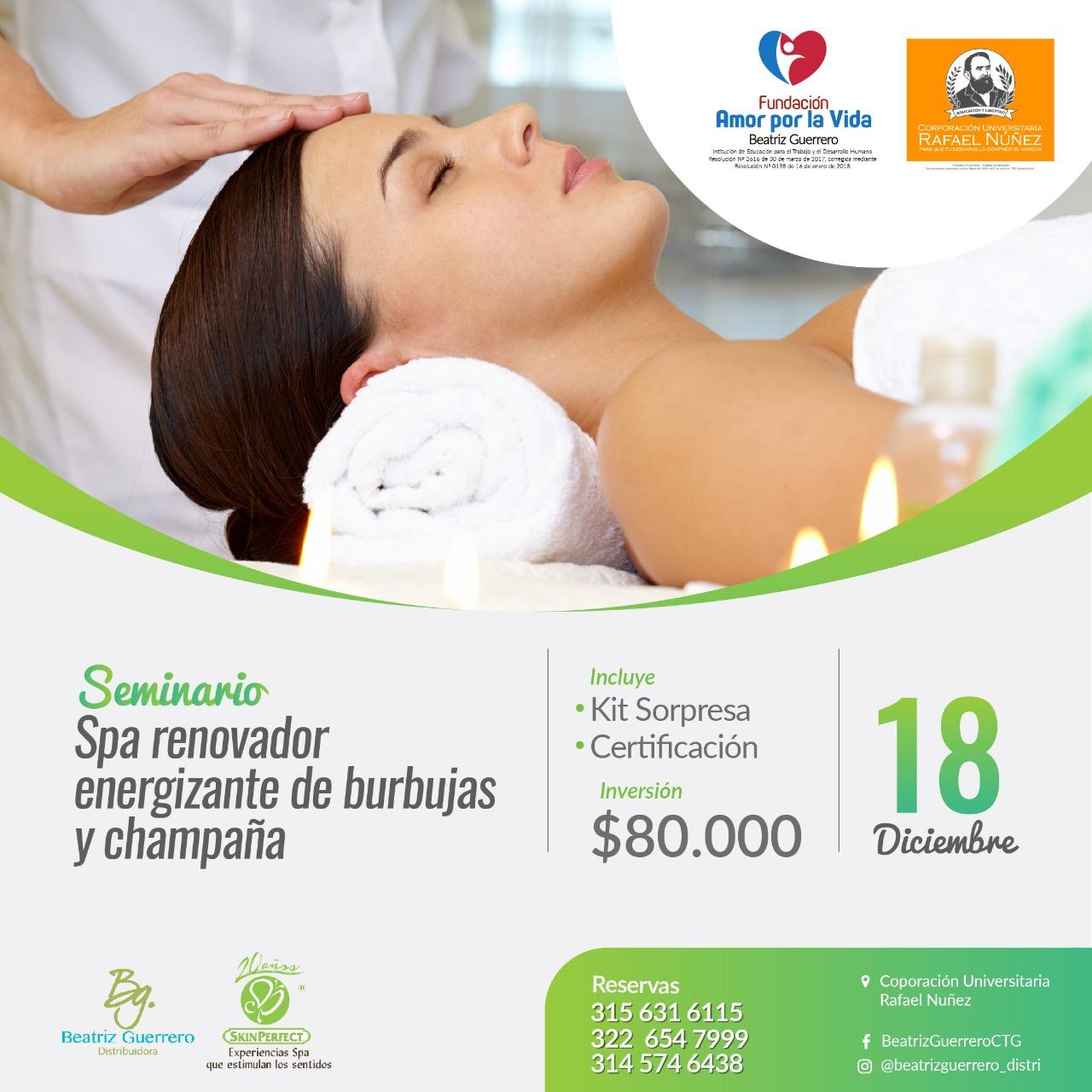 Evento Estética y Cosmetología