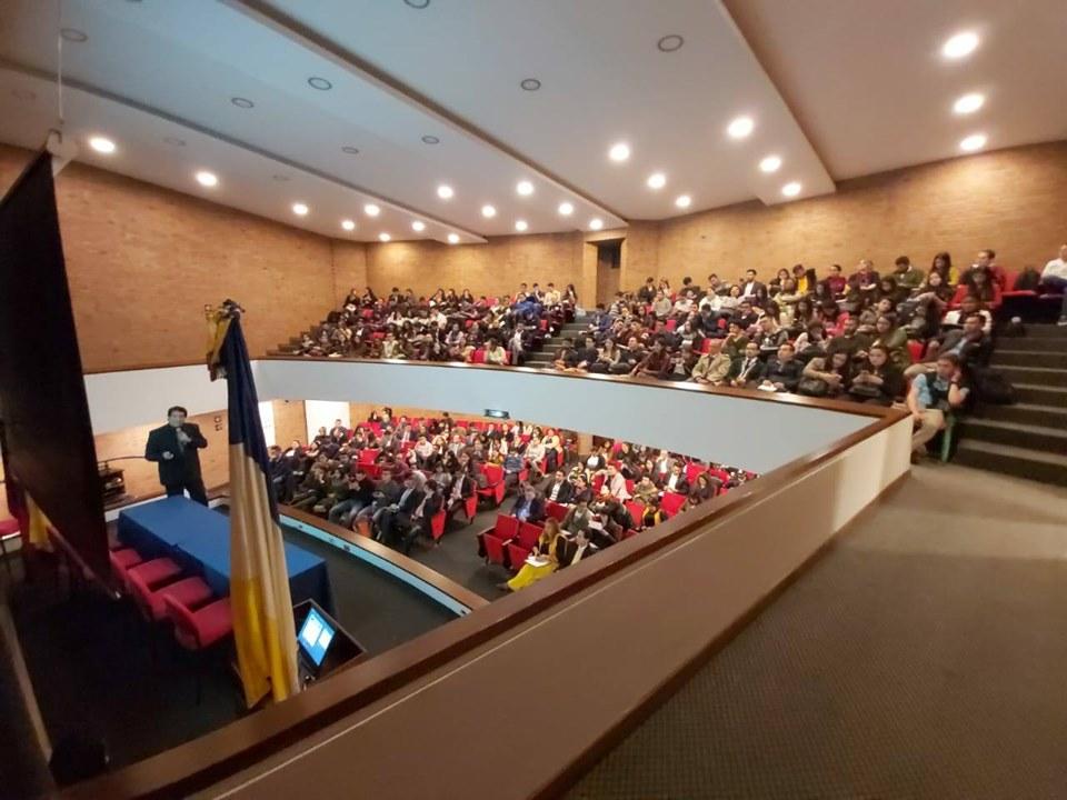 Docente CURN presente en el Primer Congreso Internacional de la Facultad de Ciencias Económicas y Administrativas - COFACES