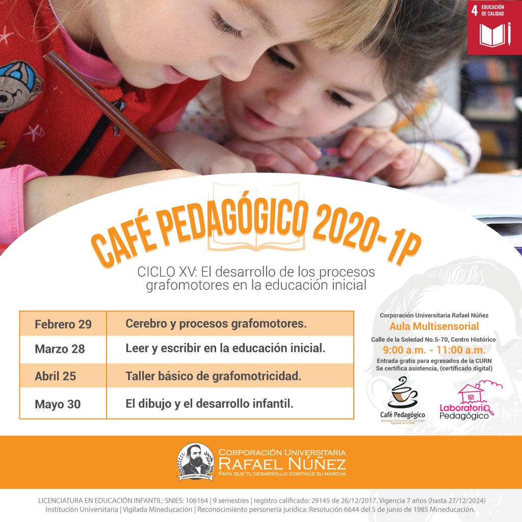 Café Pedagógico 2020