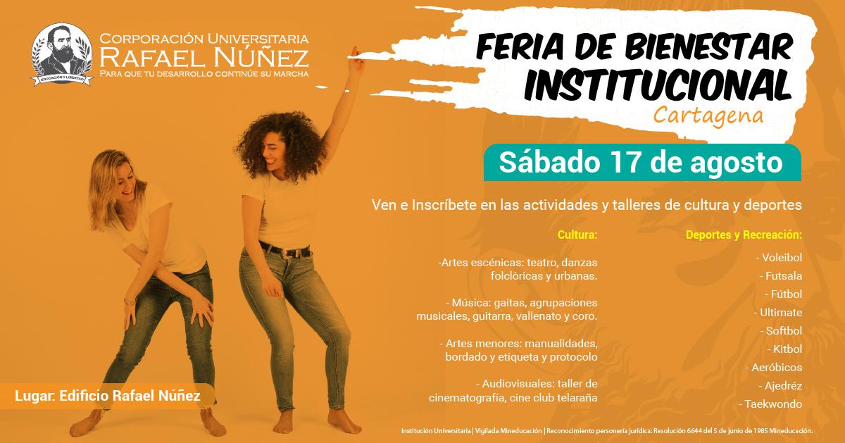 Feria de Bienestar Institucional