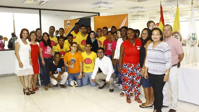 Socialización del proyecto Redvolución