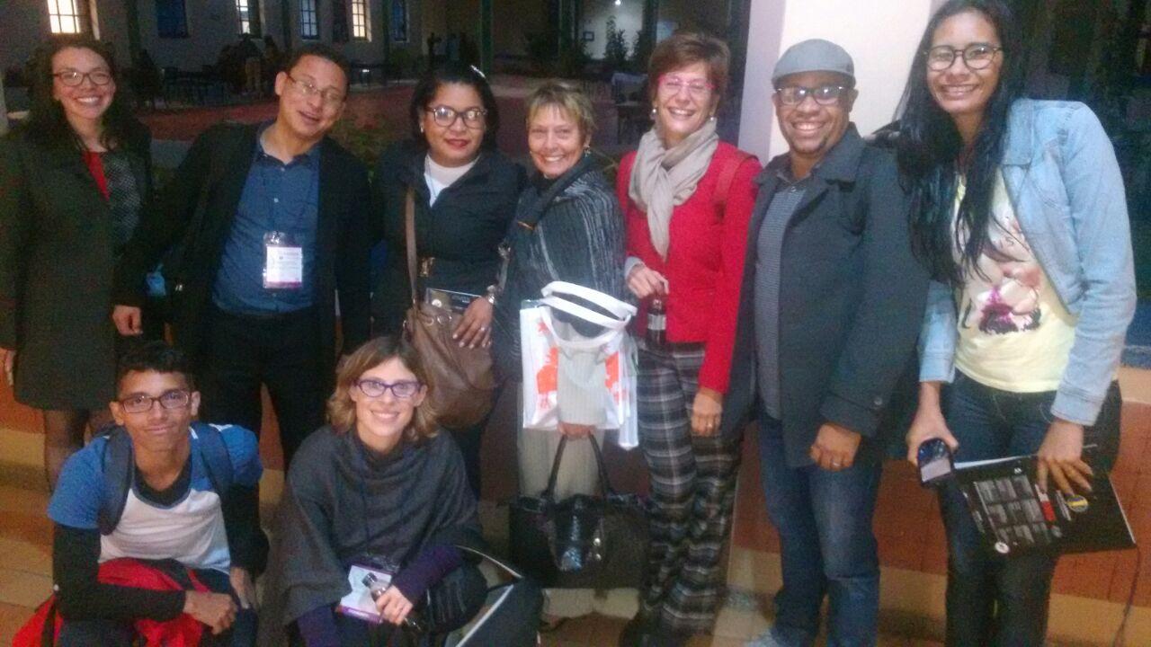 Participación del programa de Trabajo Social en el I Encuentro Nacional y III Regional de Experiencias de Investigación e Intervención de Estudiantes de Trabajo Social