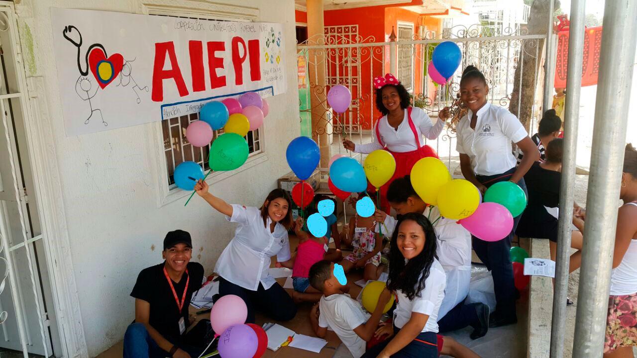 Jornada de Salud multidisciplinaria desde el Semillero de Investigación Programa de Enfermería - Cartagena