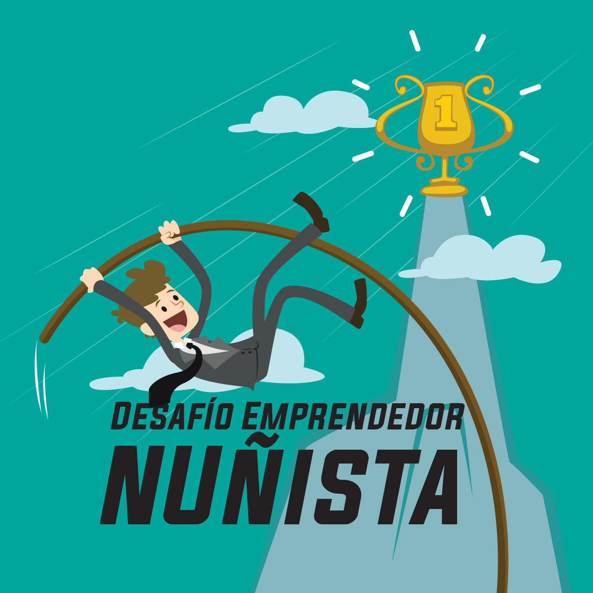 Abierta convocatoria Desafío Emprendedor Nuñista