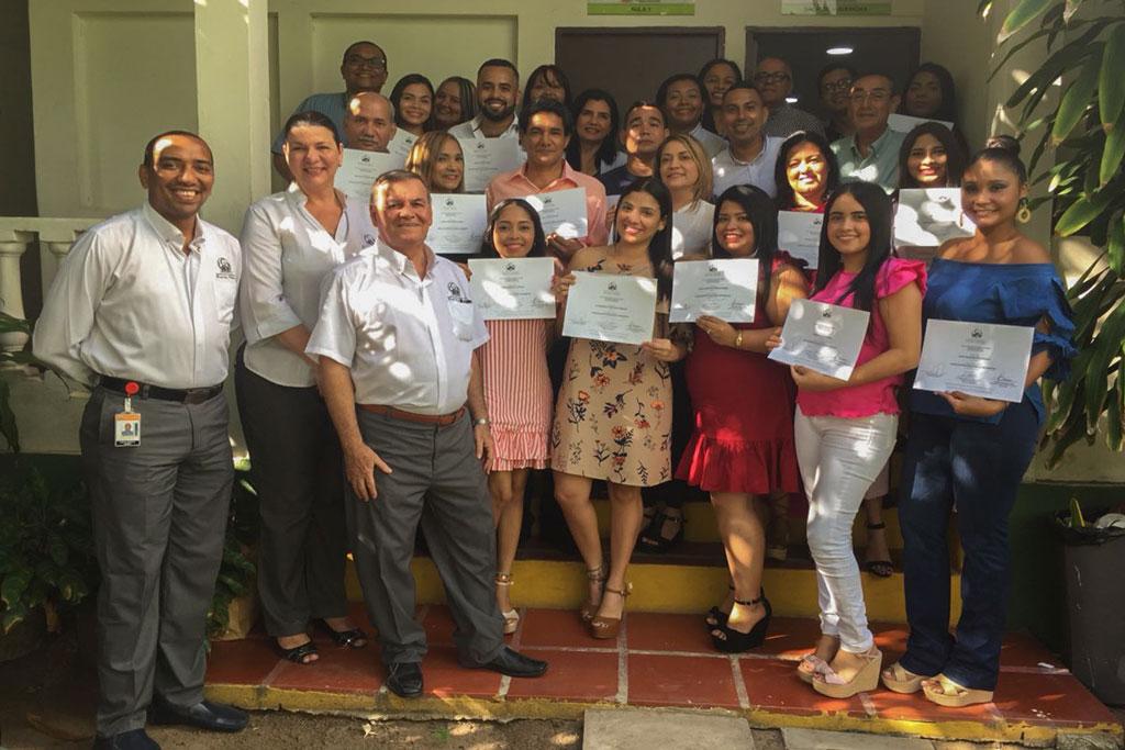 Culmina con éxito primer diplomado en Conciliación de la CURN Barranquilla