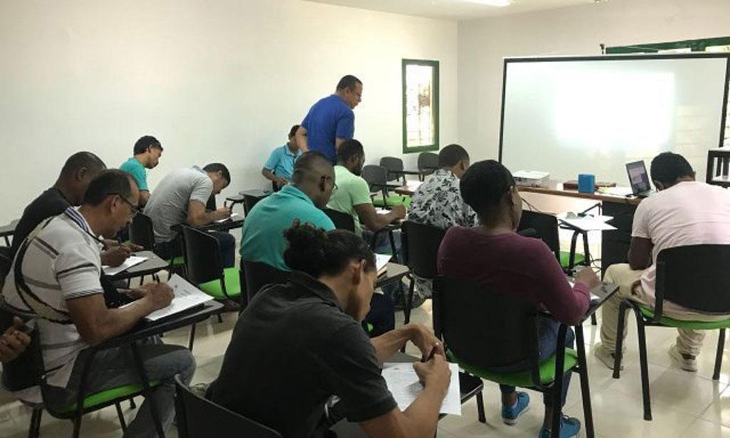 La CURN capacita a egresados de la Escuela Taller Cartagena de Indias