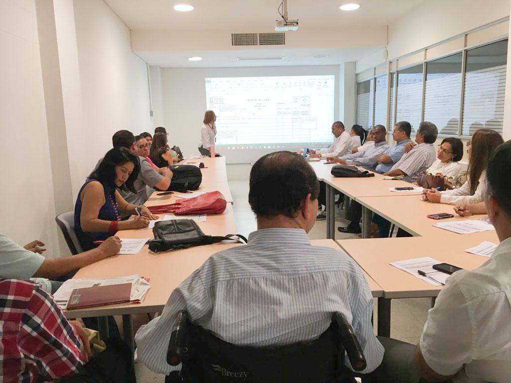 Inducción Docente para el Programa de Derecho Campus Cartagena