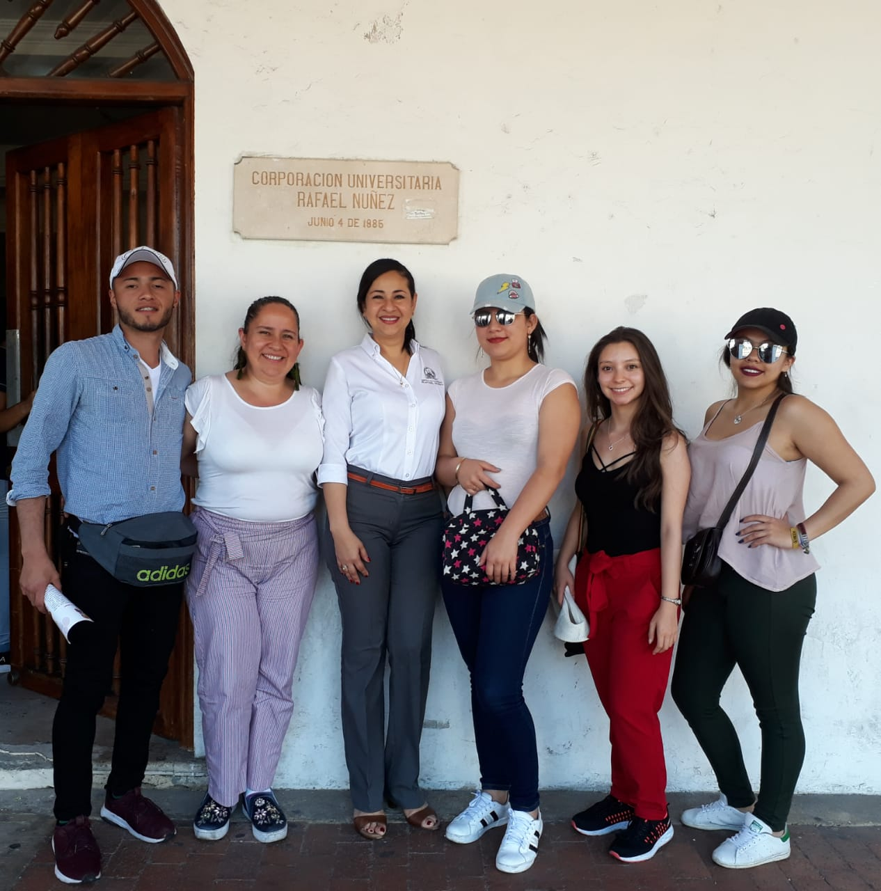 Fundación Universitaria UNICAFAM visita la CURN
