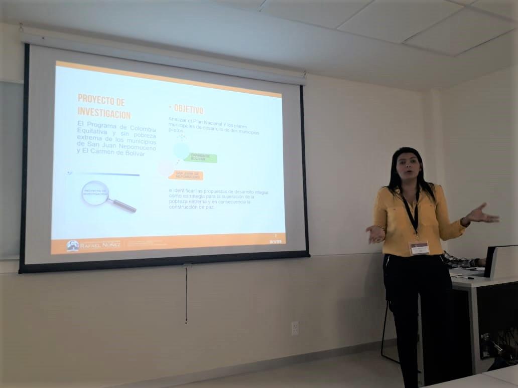 Presentamos ponencia en el VI Congreso Internacional de Ciencias Sociales en Cancún, Mexico
