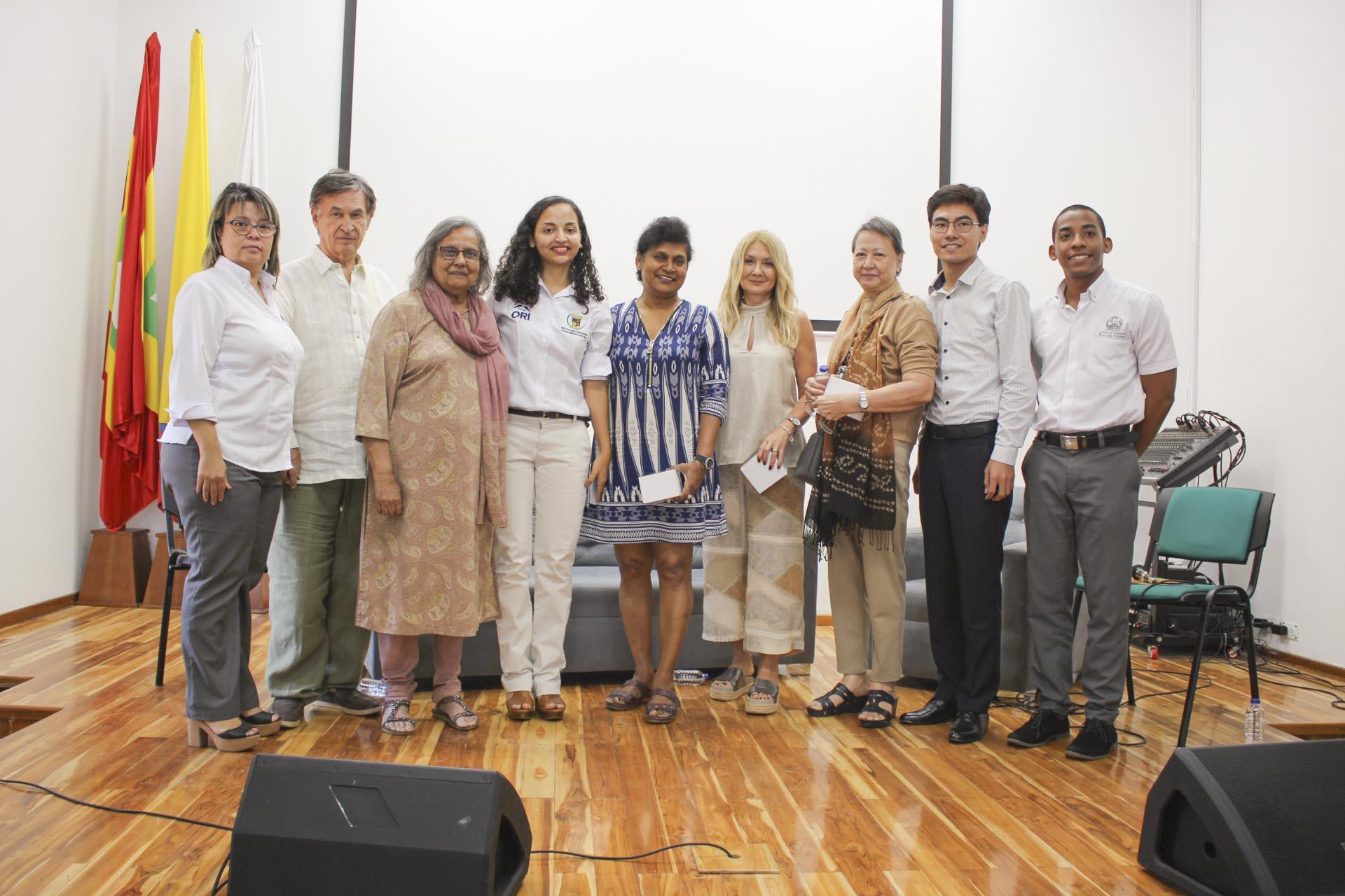 Panel principios del Desarrollo Humano Sostenible