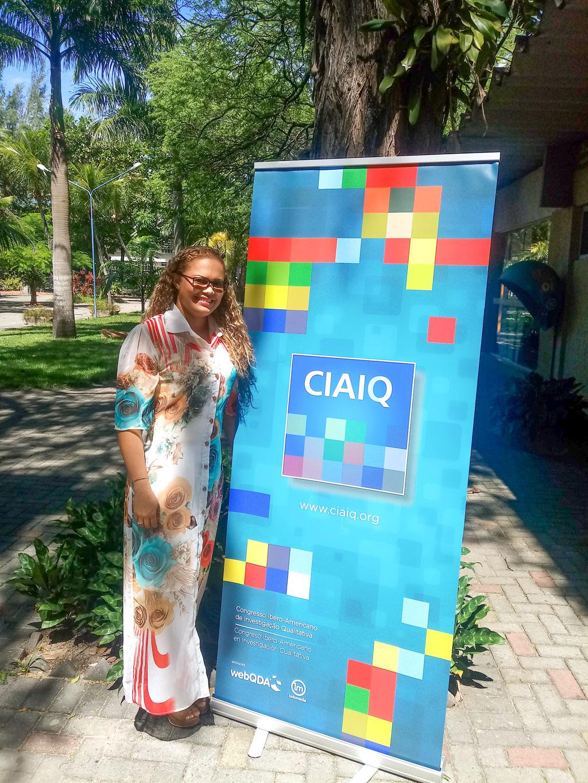 Programa de Instrumentación Quirúrgica en el 7º Congreso Iberoamericano en Investigación Cualitativa en Brasil.