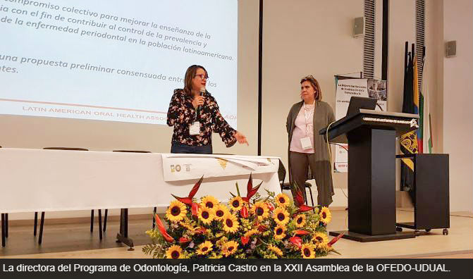 Asamblea OFEDO-UDUAL 2018