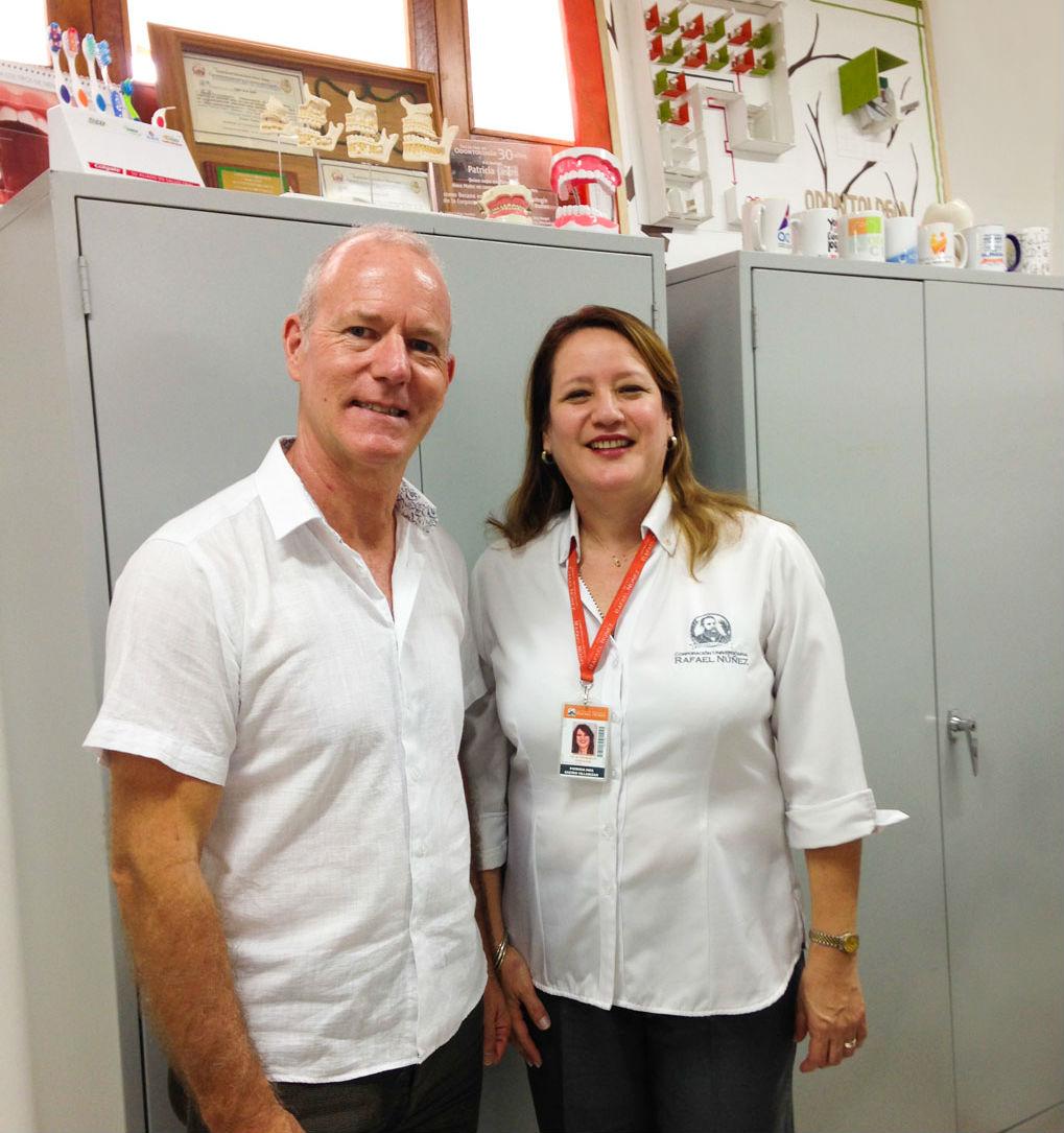 Corporación Universitaria Rafael Núñez líder en la Costa en tratamiento láser