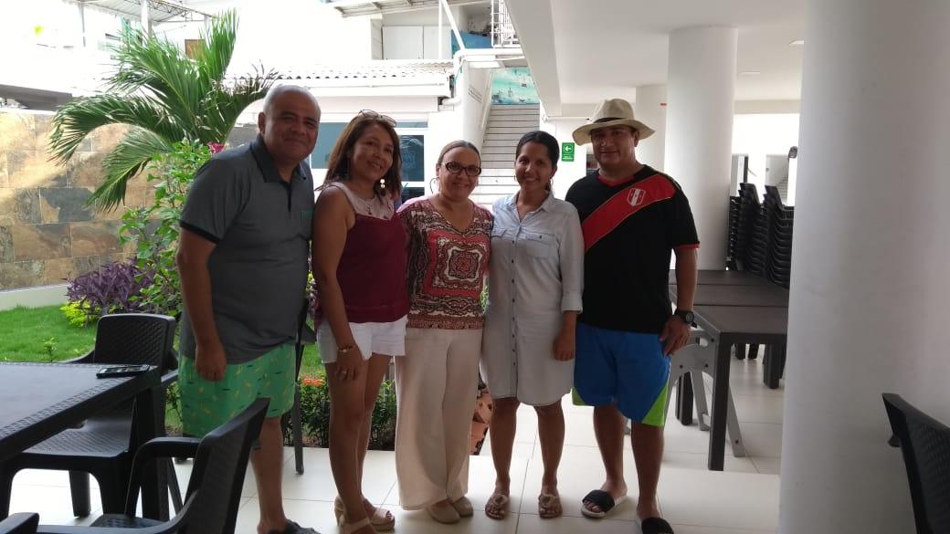 Familia peruana asistirá al grado de estudiante Nuñista que realizó movilidad con AIESEC