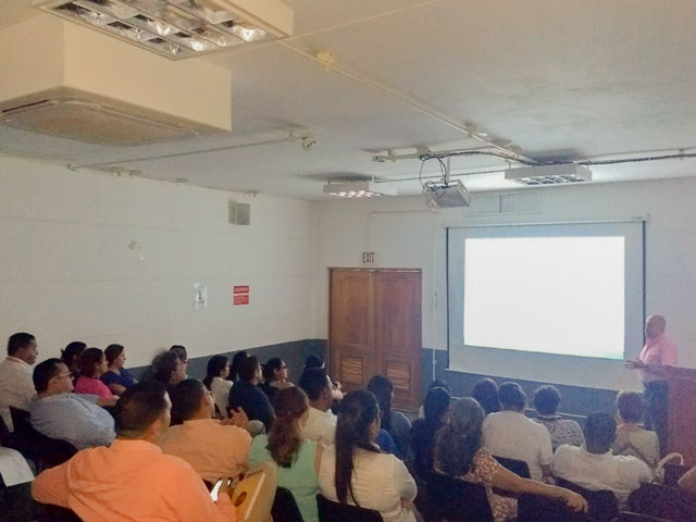 La primera Universidad Virtual de España- UNIR- ofrece charla magistral en la CURN