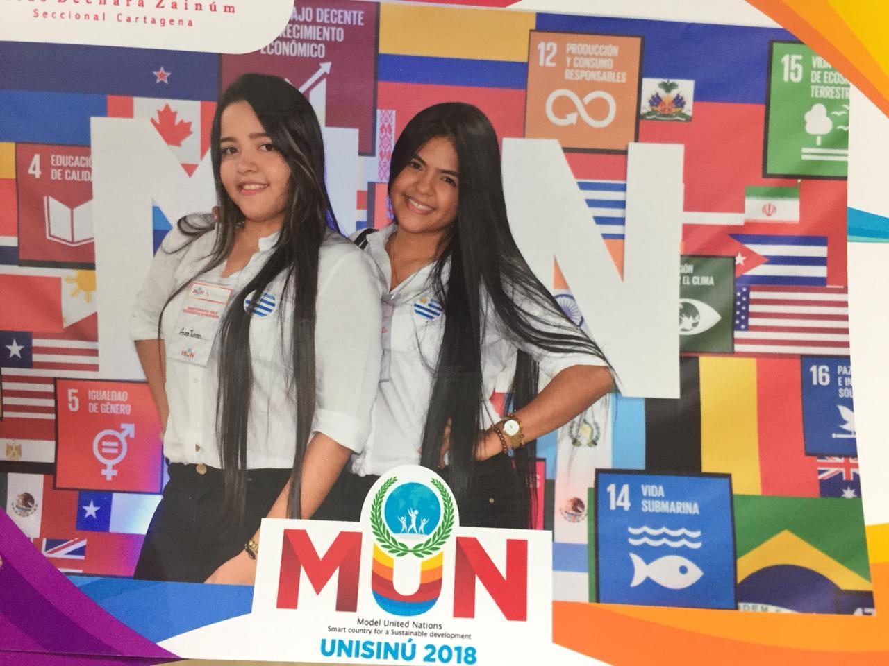 CURN participó en VI Modelo de la Naciones Unidas UniSinú 2018