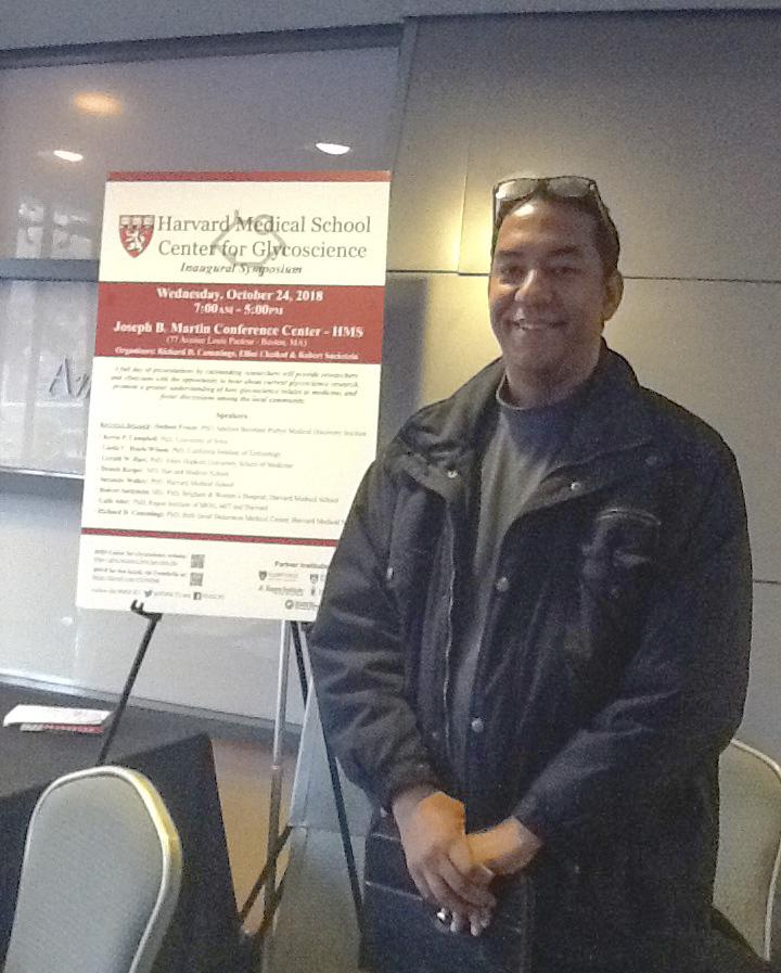 Docente de la Uninúñez participa en eventos de la Escuela de Medicina de Harvard