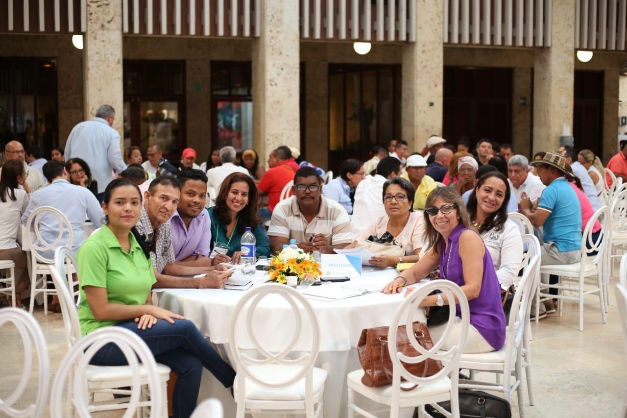 CURN presente en el foro Pacto por Cartagena de Indias