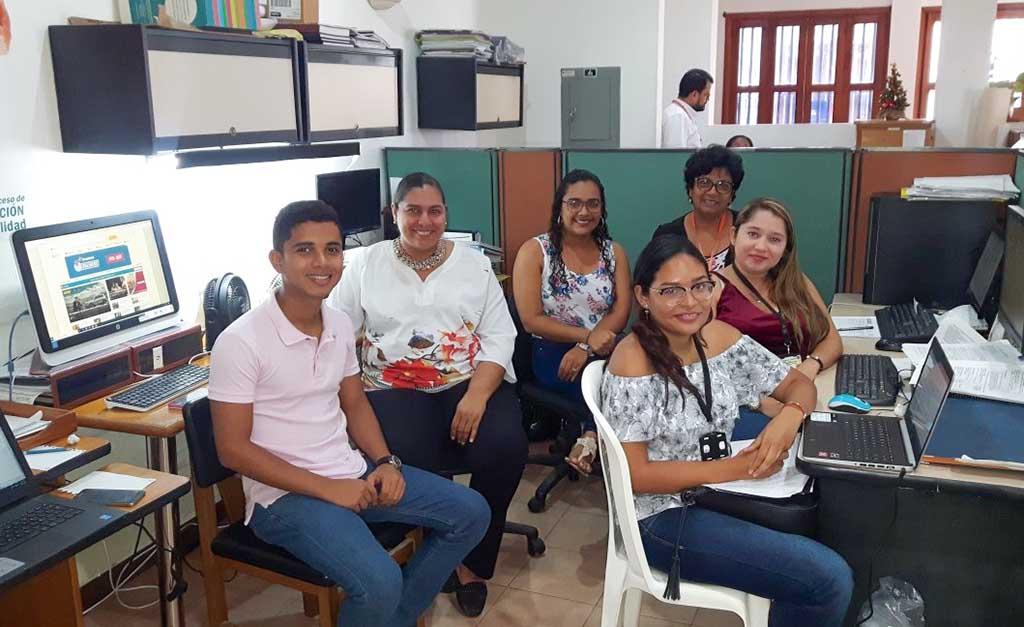 Reunión UdC CURN administración de empresas