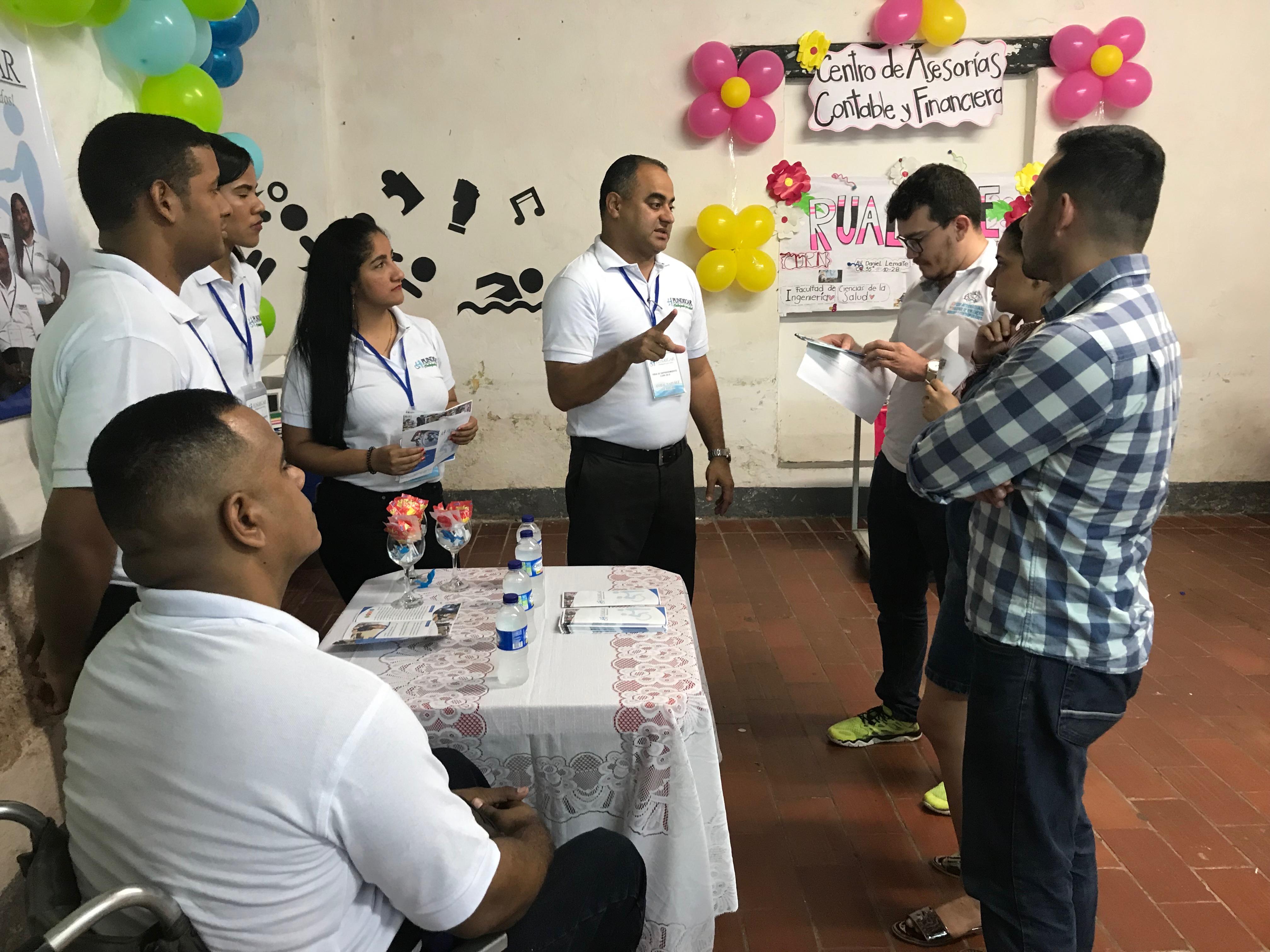 Programa de Contaduría presenta proyectos Finales de semestre