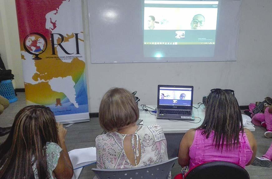 La CURN y universidades de la Costa se unen para hablar de Educación Inclusiva.