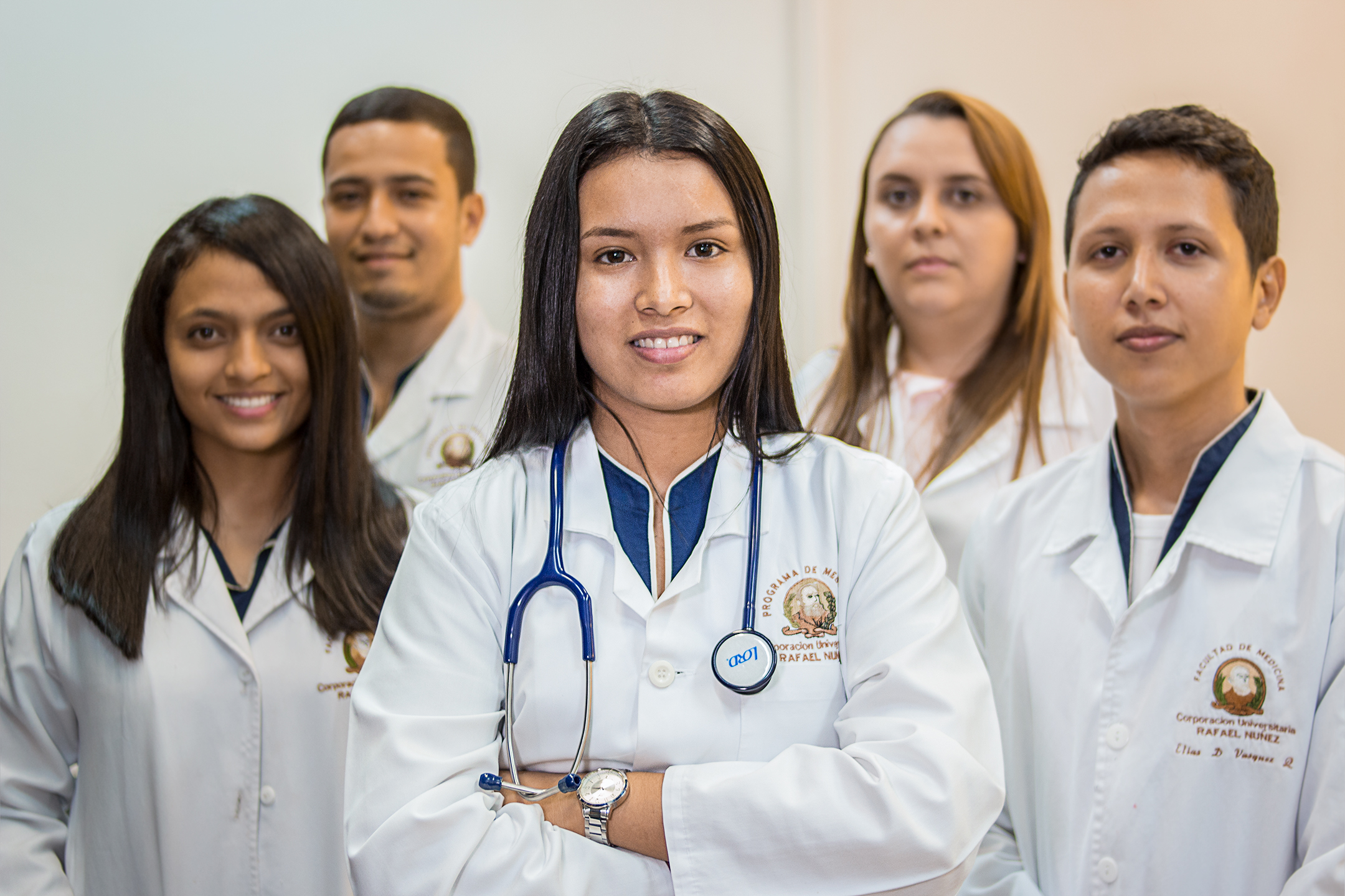 Lista de admitidos al Programa de Medicina para 2019-01