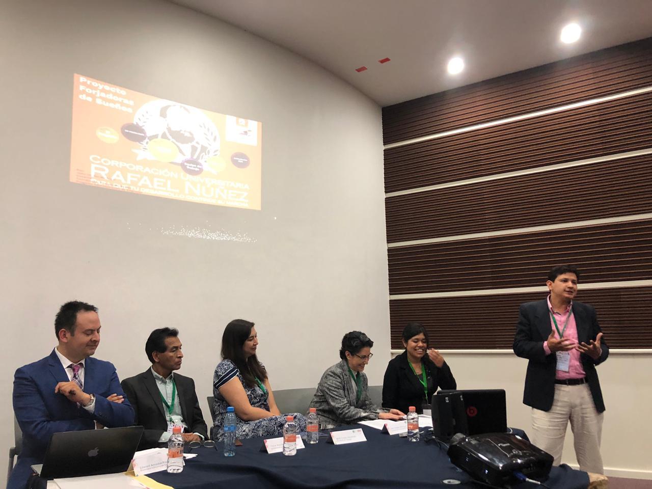 Programa de Administración de Empresas Presente en la XXVI Congreso Anual AMPEI 2018