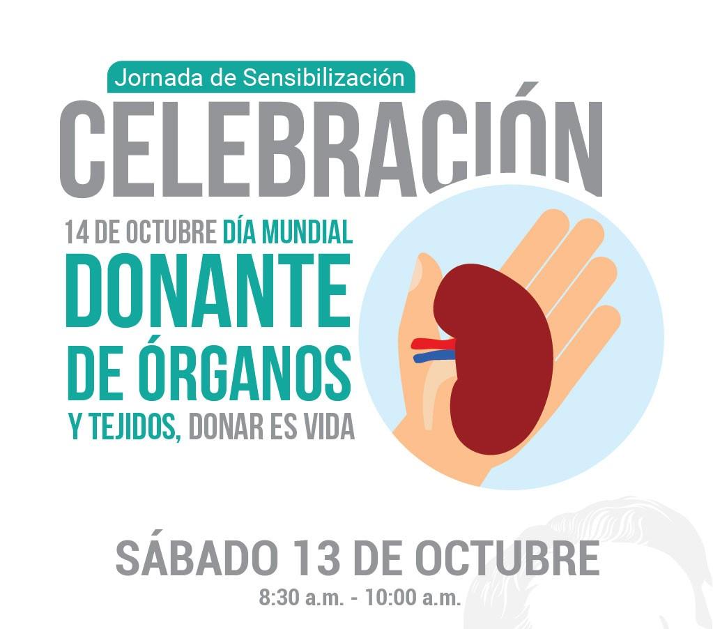 Celebramos el Día Mundial de la Donación de Órganos