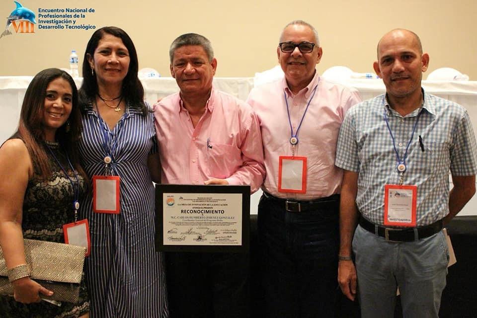 La CURN participó en Encuentro Nacional de Profesionales de Investigación en México