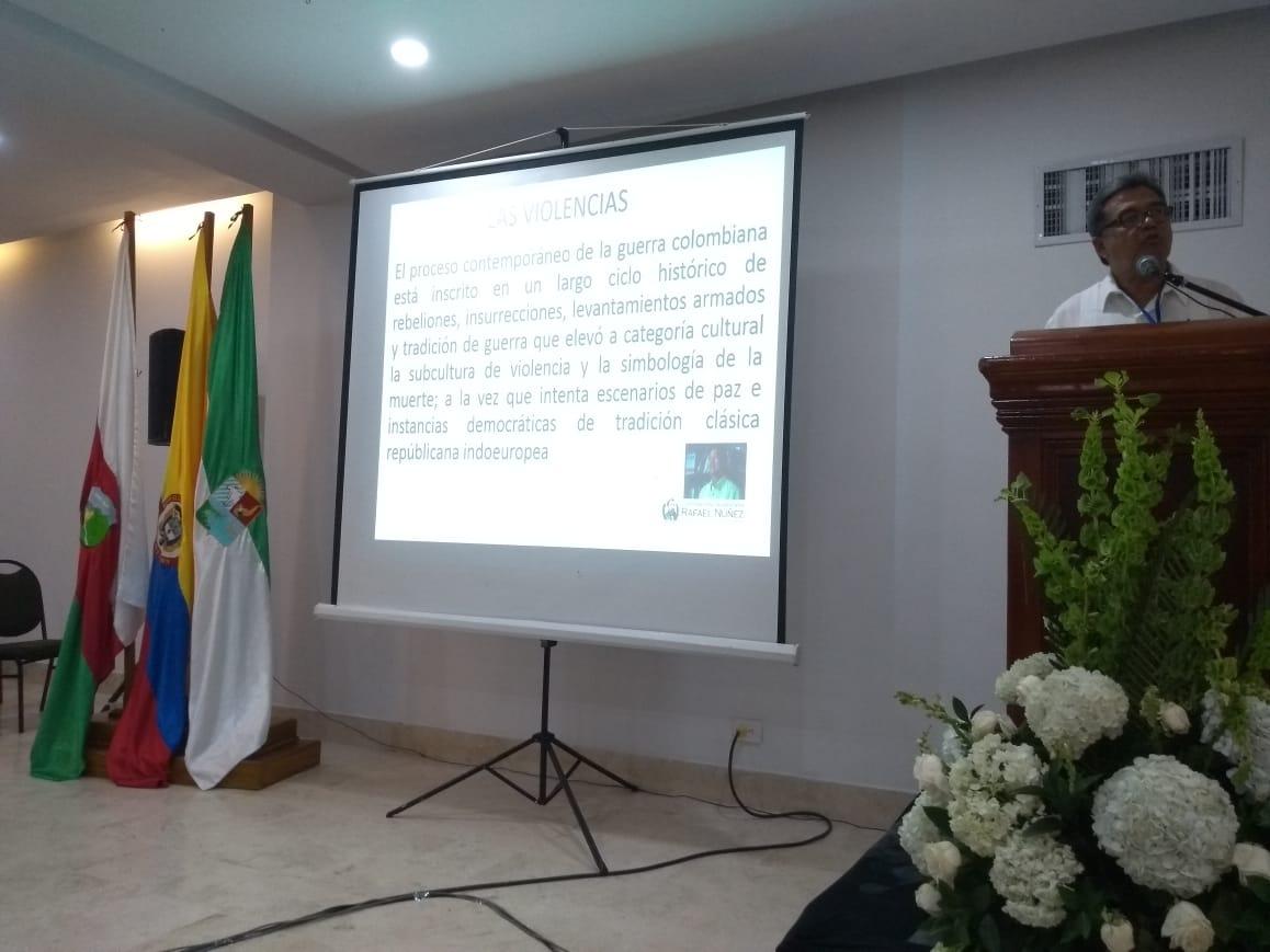 Programa de Derecho campus Cartagena presente en el III Congreso Internacional de Derecho