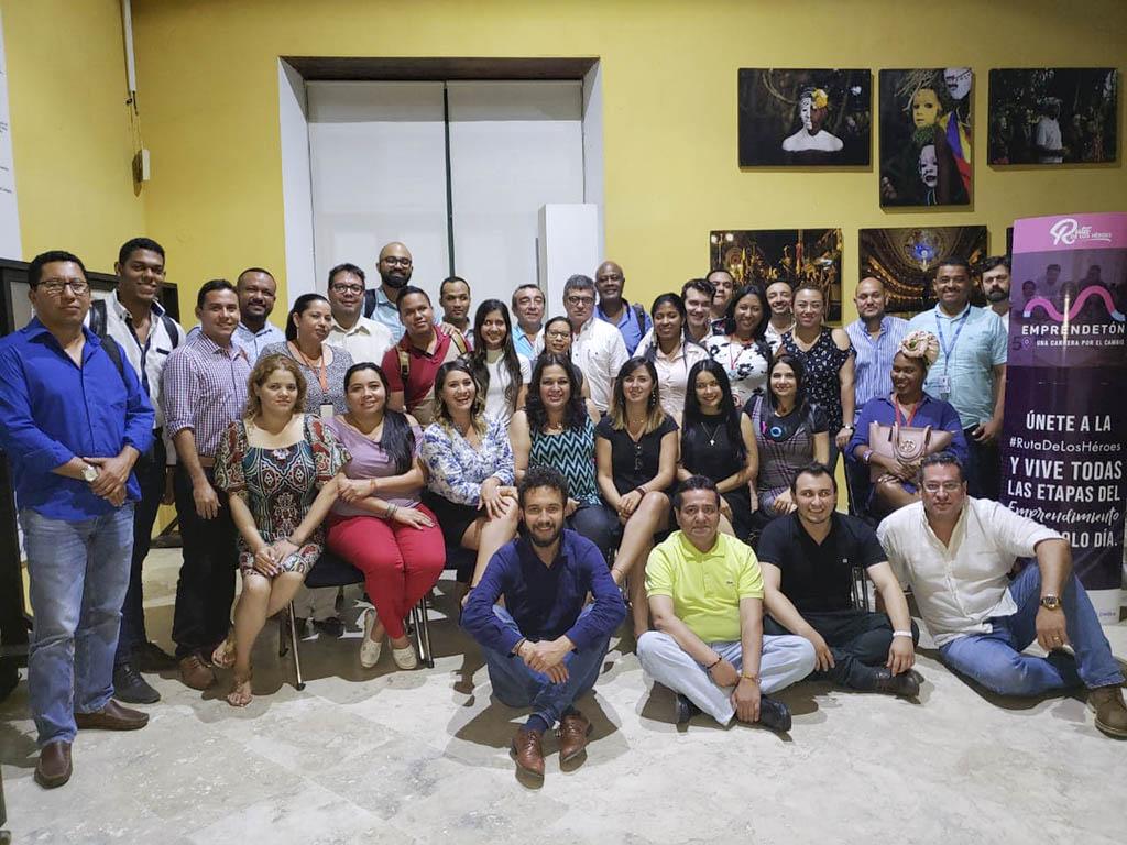 Equipo del CIDEN hace parte de la Escuela de Mentores Cartagena
