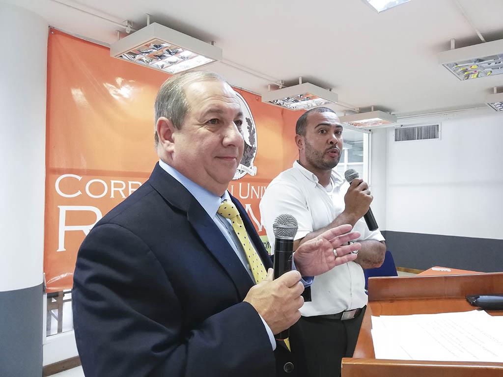 """""""El Acuerdo de Paz de La Habana, debe ser un acuerdo de la sociedad civil"""". George López."""