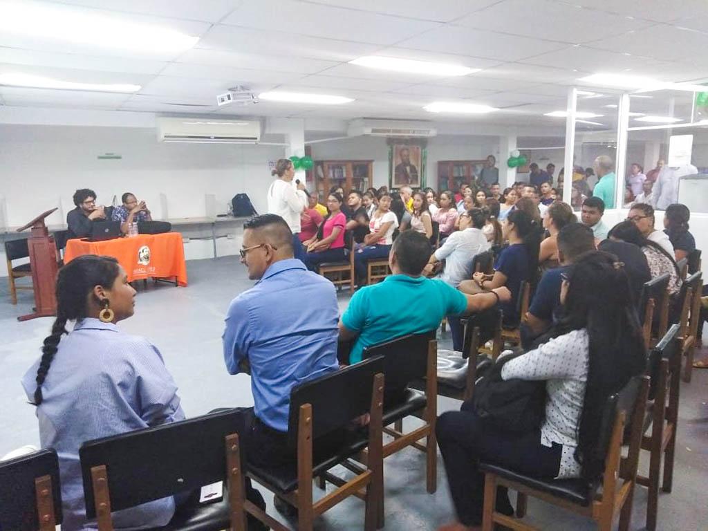 Centros carcelarios: un tema de derechos humanos, Cátedra Abierta de la Paz en Barranquilla