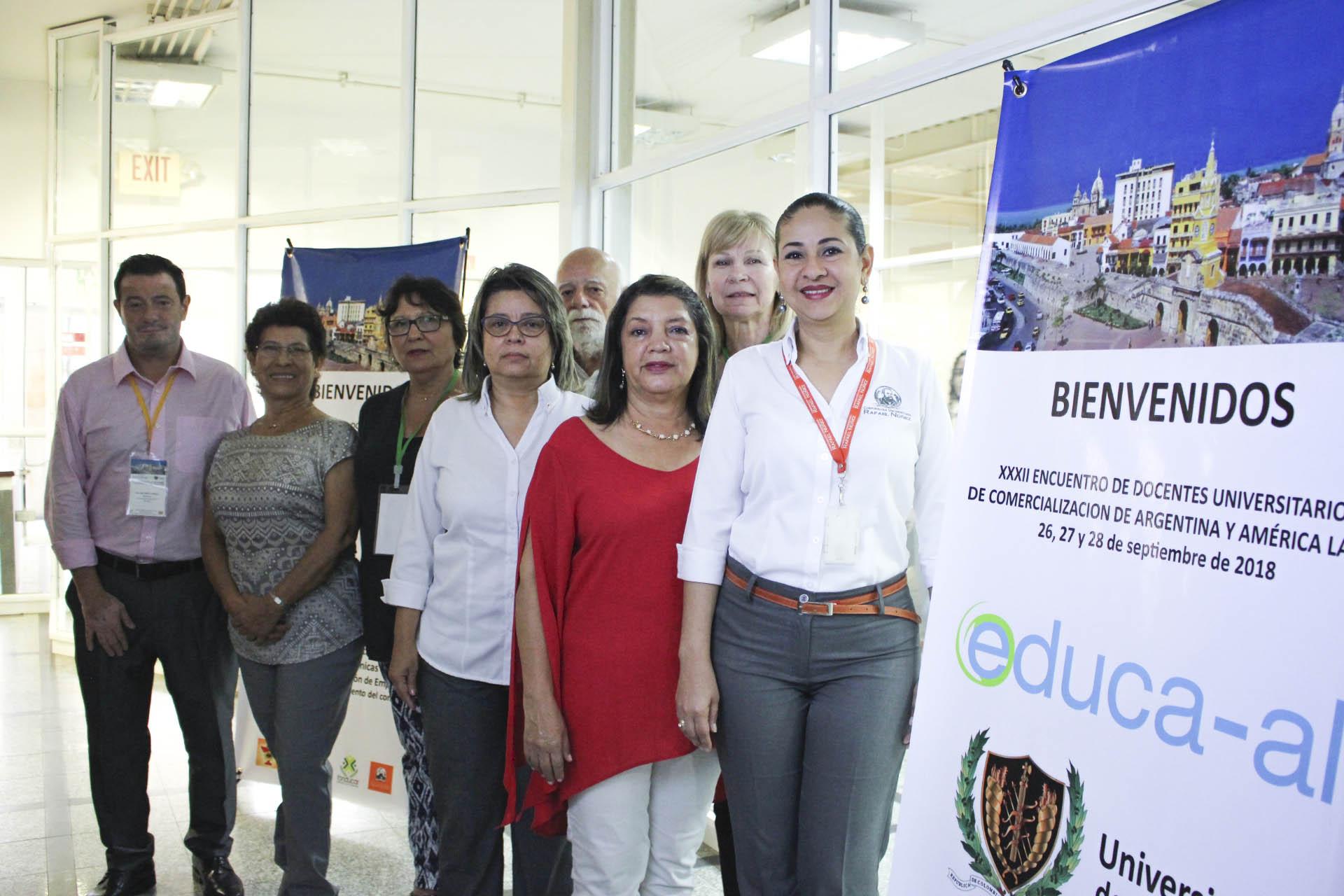 Cartagena, sede del XXXII Encuentro de docentes universitarios de comercialización Educa-al