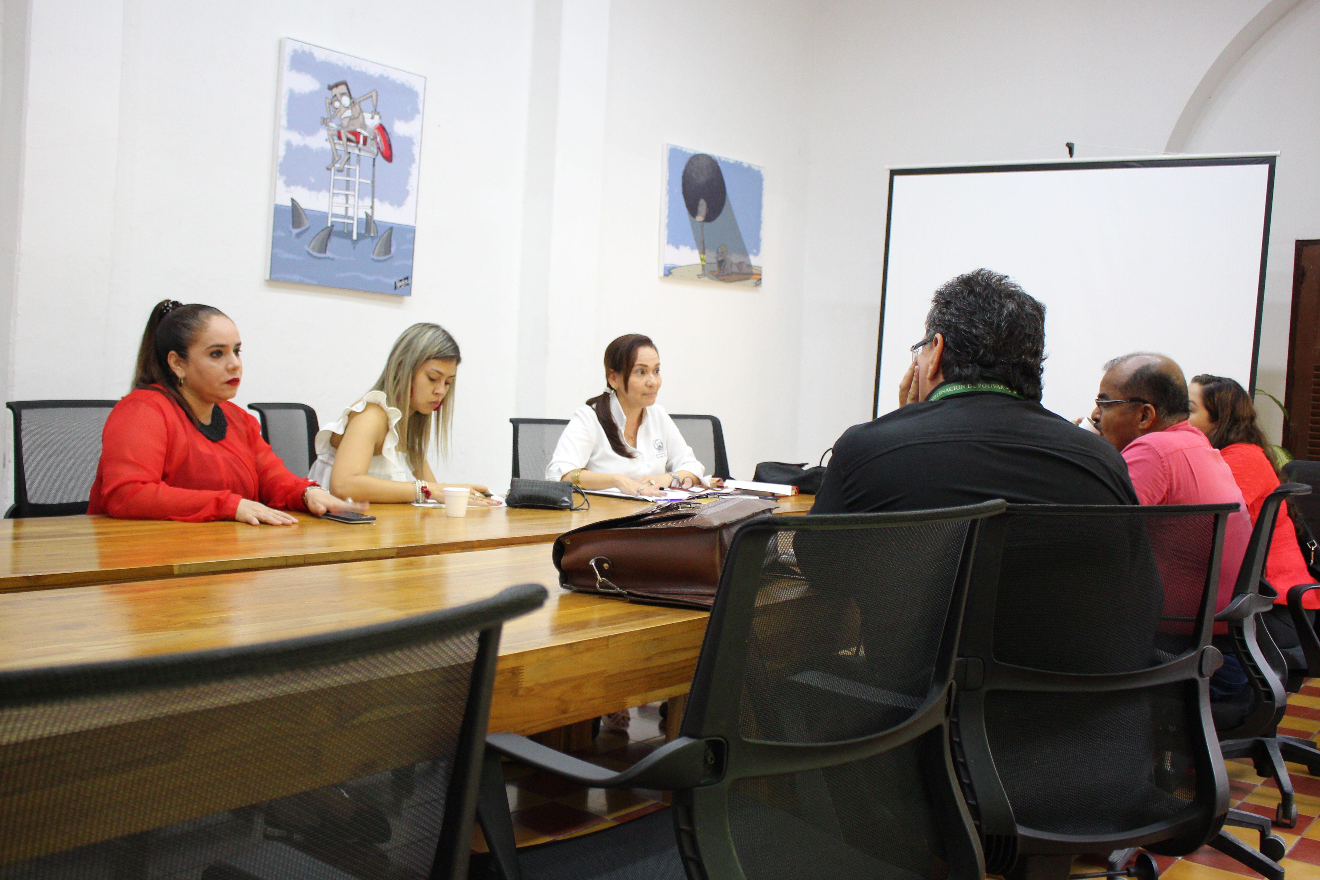 Proyección Social de la CURN construyendo redes en Bolívar