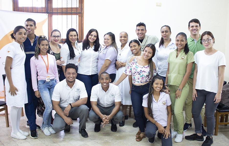 Estudiantes Uninúñez inician Capítulo Estudiantil de Partners of the Americas