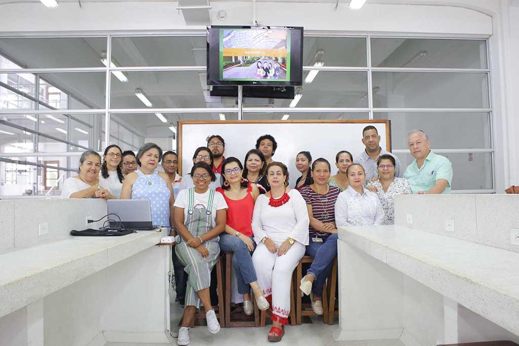 Primera reunión docente del Programa de Bacteriología 2019-02