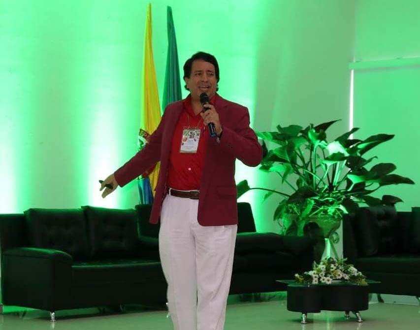 Docente de Contaduría pública da conferencia central en Encuentro de Investigación en Aguachica, Cesar
