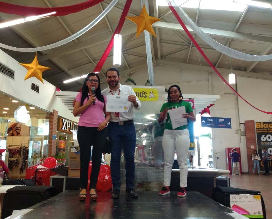 Fundación Único entrega reconocimiento al programa de Trabajo Social en Barranquilla