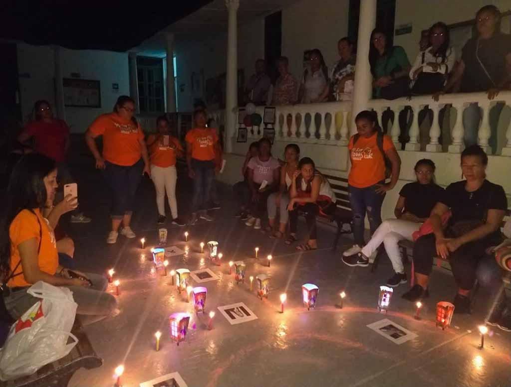 Campaña Únete Trabajo Social Barranquilla