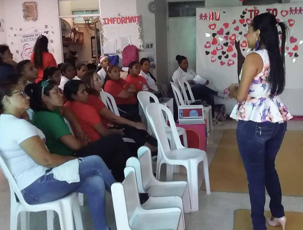 Jornada de formación para agentes educativos de primera infancia en Barranquilla