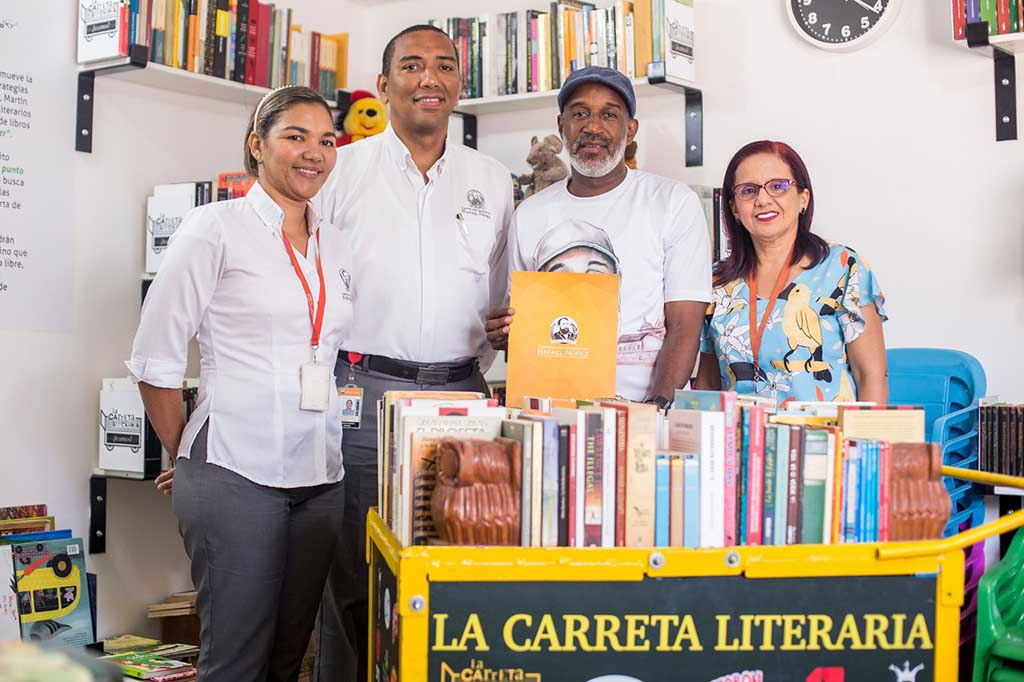 Convenio Carreta Literaria y CURN